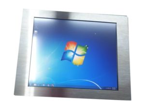 Panel Mount Touch Panel PC