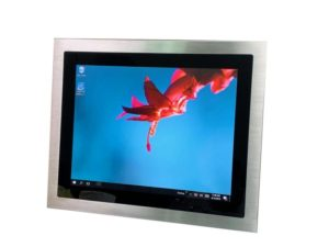 IP69K/IP68 Stainless Steel Touch Panel PC